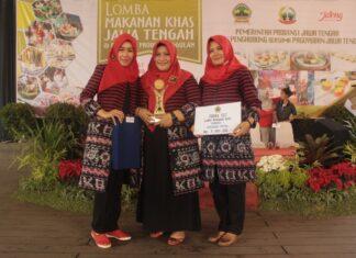 Pokja 3 Tim Penggerak PKK Kabupaten Jepara