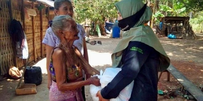 BMT Mitra Mu'amalah Beri Dukungan Penanganan Covid-19 di Karimujawa