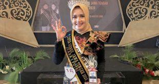 Duta Genre Jepara Juara Tingkat Jawa Tengah