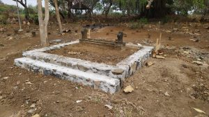 Makam Mbah Aminah