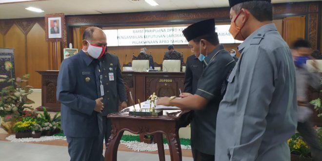 Paripurna Perubahan APBD Kian Dekat, Tapi Jabatan Ketua DPRD Jepara Masih Plt