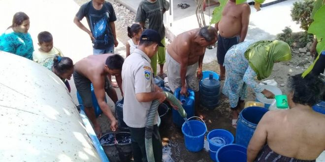 Atasi Kekeringan, Pemerintah Bikin 28 Sumur di Jepara