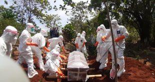 Pemerintah Buka Suara Soal Anggaran Pemakaman Jenazah Covid 19