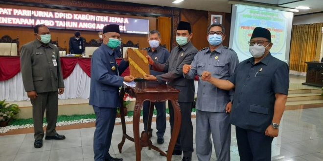 APBD 2021 Telah Disetujui DPRD Jepara