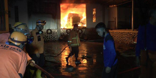 Pt Cambium furni Kebakaran