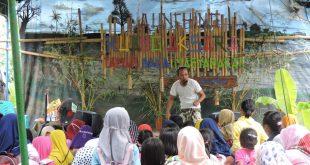 Desa Slagi Miliki Taman Baca Ruang Aksara