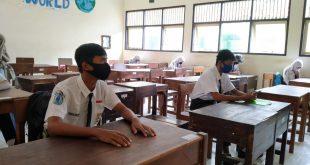 Dahului Percobaan Pembelajaran Luring, Satu SMP Swasta Jadi Klaster Baru