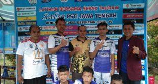 Sepak Takraw Jepara Juara Tingkat Jawa Tengah