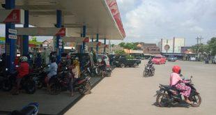 Sudah Empat Hari BBM Langka di Jepara