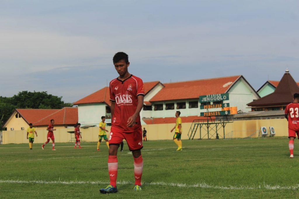 Pemain Muda Putra Daerah Perkuat Persijap Jepara