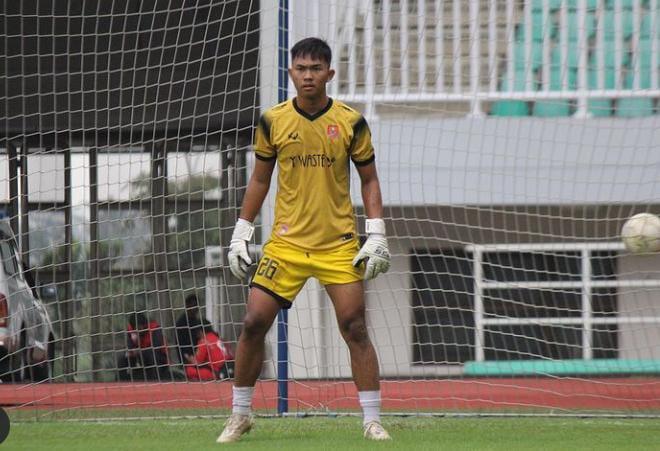 M Ridho kembali menjadi kiper Persijap Jepara Liga 2 Musim 2021